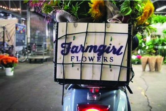 ایده های نو در یک شرکت گل فروشی
