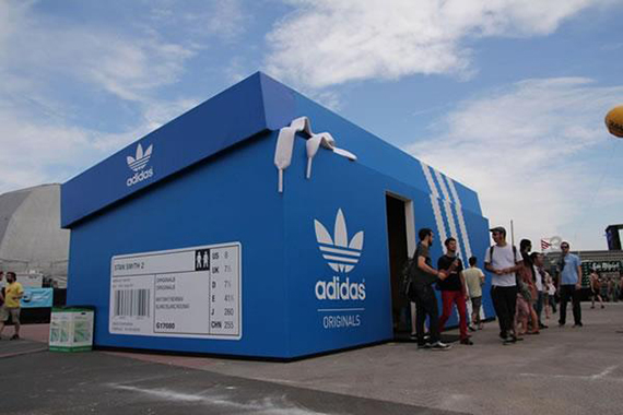 نکاتی در مورد ایجاد یک مغازه موقت